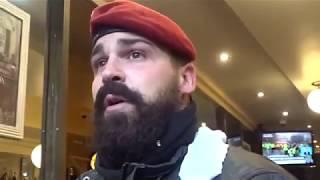 gilets jaunes : ancien militaire soutient et mobilise avec les gilets jaunes