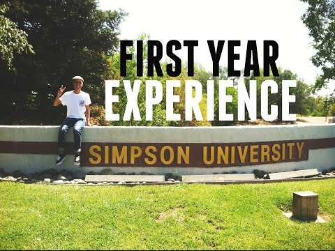UNIVERSITY FIRST YEAR EXPERIENCE