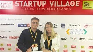 Startup Village 2016 Наши топ 3: OZ PhotoExpert, TryFit Technologies, CPS Lab