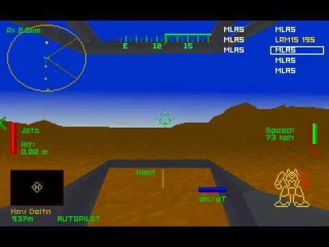 The Finest Mechwarrior Game Ever Produced   MechWarrior 2