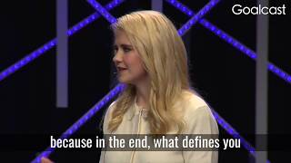 Elizabeth Smart   Overcoming Trauma   Forgiveness is not for the other person  It's for yourself