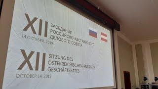 Самарская область приглашает бизнесменов из Австрии