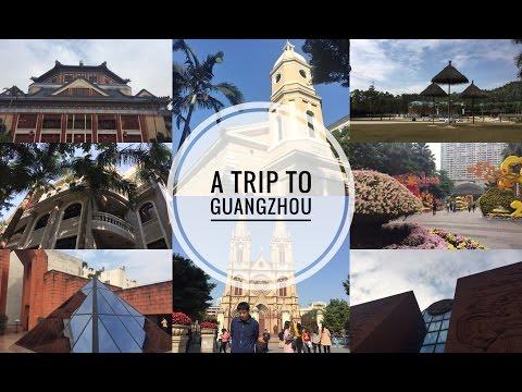 A Trip to Guangzhou  (15/12/16~25/12/16)