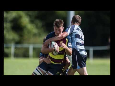 Aled Ward Rugby Highlights 2017/18