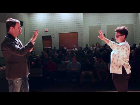 Mentalist Sean Bott  at Southwestern Michigan College
