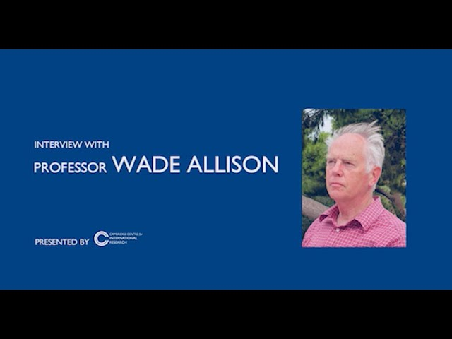 The Future of Nuclear Power: CCIR Interview with Professor Wade Allison