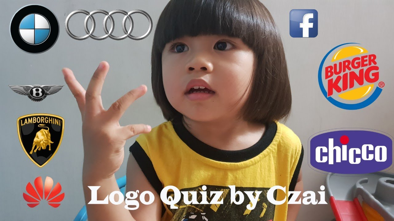 Logo Quiz challenge   Can you guess with Czai?