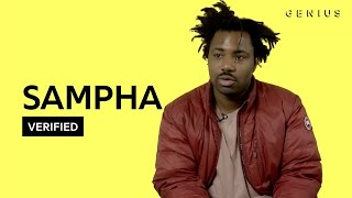 "Sampha ""Blood On Me"" Official Lyrics & Meaning 