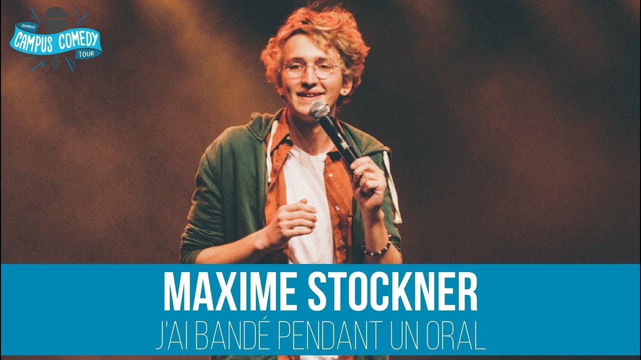 Maxime Stockner - J'ai Bandé Pendant un Oral (Calendrier de l'Avent du Lol)