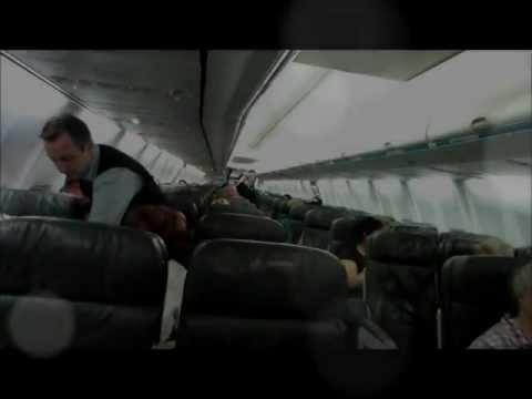 Part 2: Hilarious Westjet Takeoff