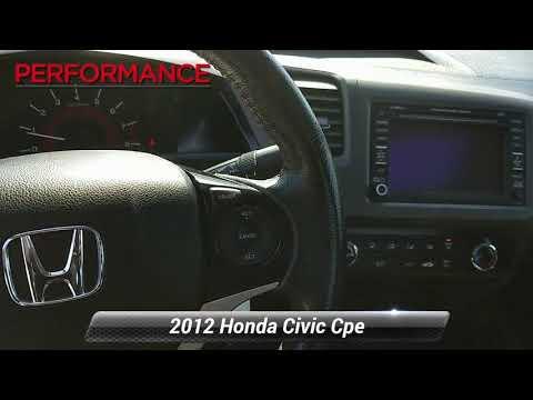 Used 2012 Honda Civic Cpe Si, Sinking Spring, PA V19S013A