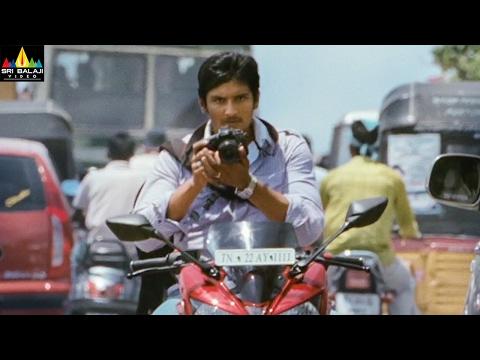 Rangam Movie Jiva Chasing Robbers Scene  ...