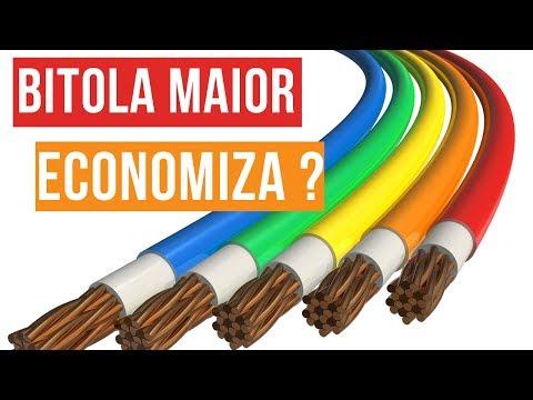 Aumentar a Bitola do Cabo Reduz a Conta de Energia Elétrica?