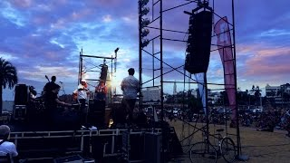 Evento Final de Llamadas de Candombe Nº 60 de Mdeo. 2016