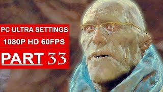 Fallout 4 Gameplay Walkthrough Part 33 [1080p 60FPS PC ULTRA Settings] - No Commentary