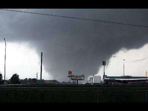 BREAKING: 'Large And Destructive' Tornadoes Hit Alabama, Georgia