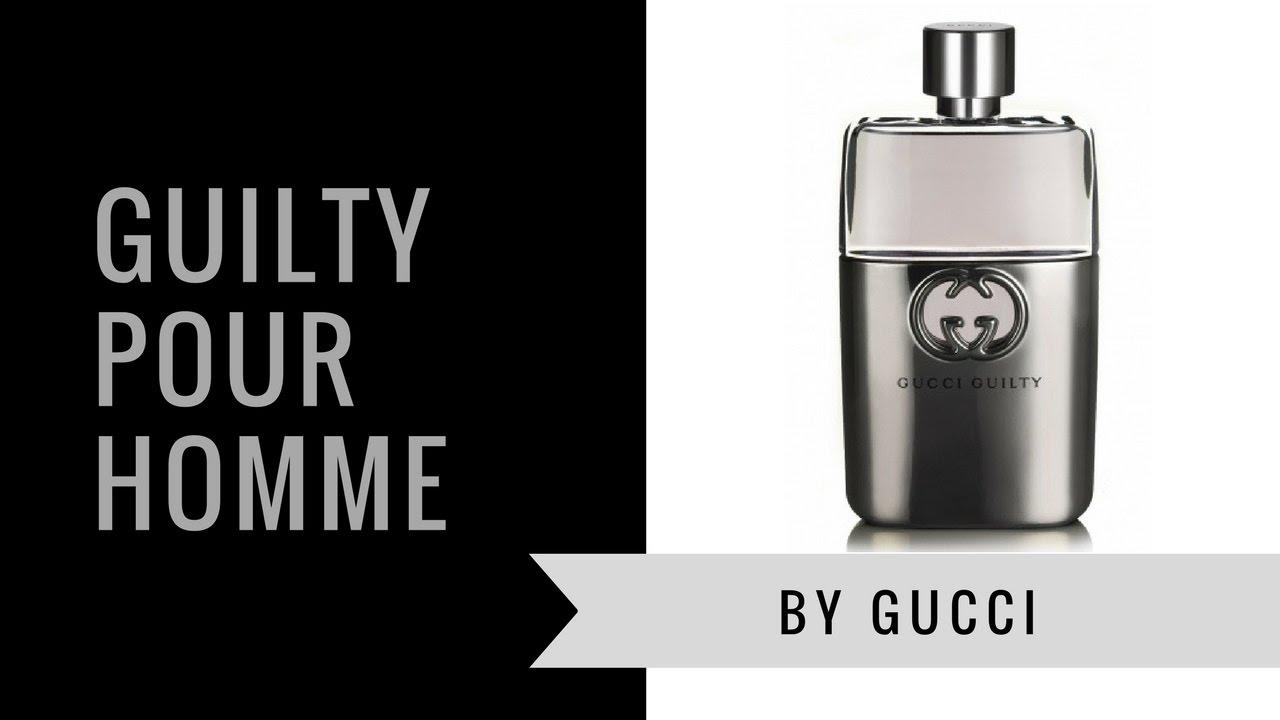 Guilty Pour Homme by Gucci  e5e45decd01