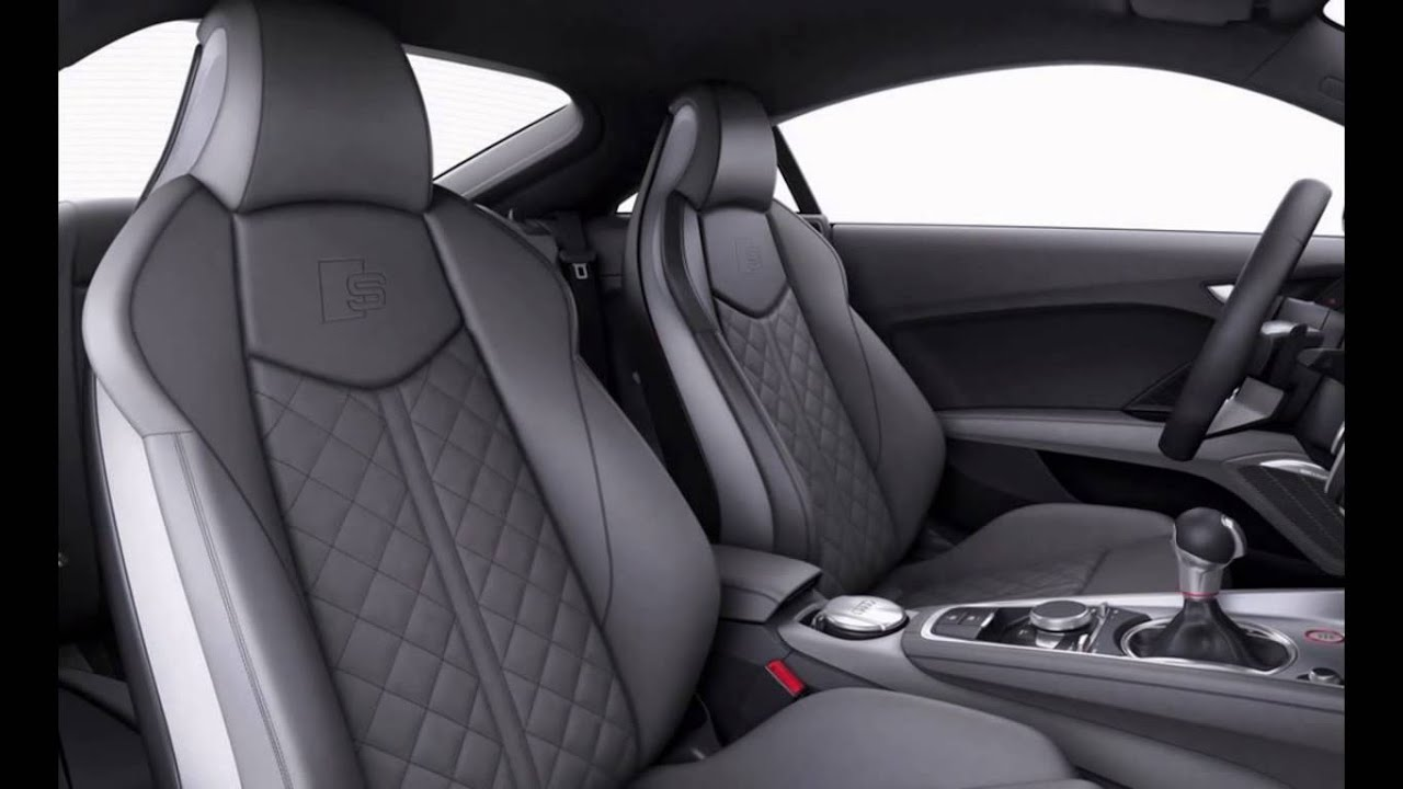 New Audi Tts Coupe Interior 19 Photos Youtube