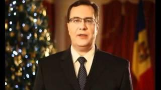 Adresarea in ajun de Anul Nou 2012 a Presedintelui Interimar a Republicii Moldova MARIAN LUPU