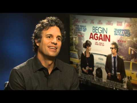 Mark Ruffalo interview: Actor on new film Begin Again, karaoke and songs that get him emotional