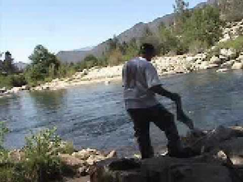 Kern river fishing youtube for Kern river fishing report