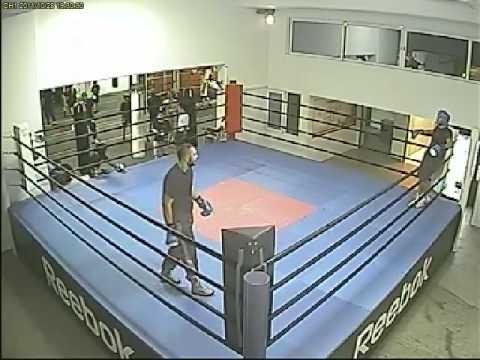 Sparring 28/10/2011 (Main Ring)