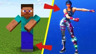 PACK OF MODS TO PLAY FORTNITE IN MINECRAFT! - MODS 1.12.2
