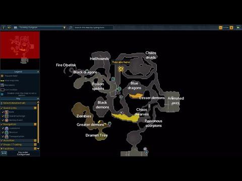 Runescape Black Dragon Farming Guide