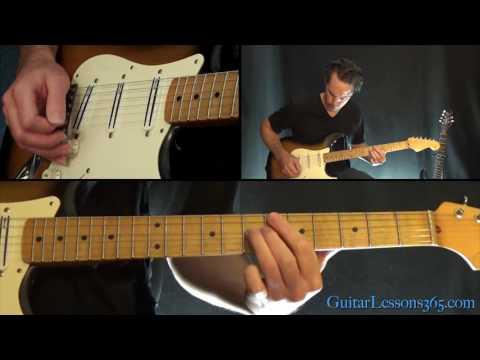 Still Got The Blues Guitar Instrumental Cover - Gary Moore