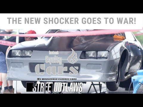 The New Shocker goes to War (Street Outlaws)