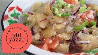 Patlıcan Salatası Nasıl Yapılır ? - İdil Tatari - Yemek Tarifleri