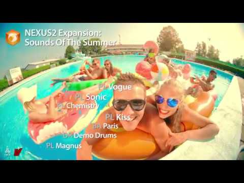 refx.com Nexus² - Sounds Of The Summer