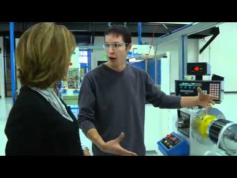 Inside an Electric Motor Plant