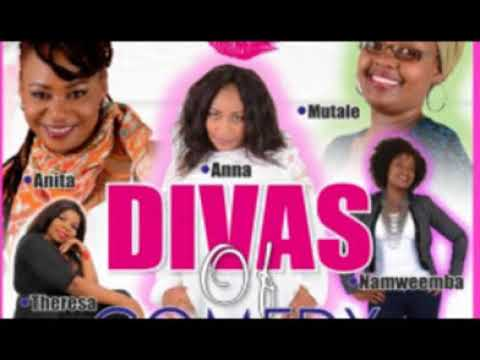 Divas of Comdey   live at Lusaka Playhouse(Zambia)