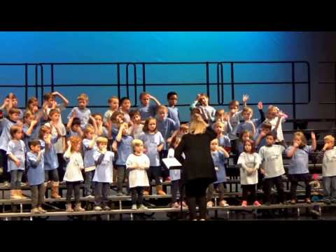 Ada Christian School 2017 Elementary Musical