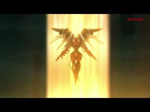 Zone of the Enders HD 'Opening Cinematic' TRUE-HD QUALITY