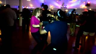 Jeremiah Cooper & Cheri Williams Salsa Social Dance at Mr. Mambo