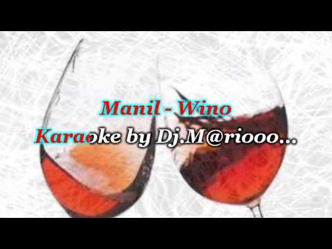 Karaoke Manil  -  Wino