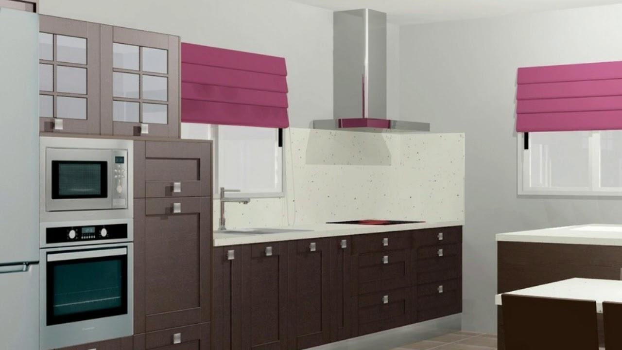 Diseños De Muebles De Cocinas Modernas