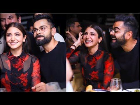 Virat Kohli & Anushka Sharma CUTE Moment While At DATE On Valentines Day Mp3