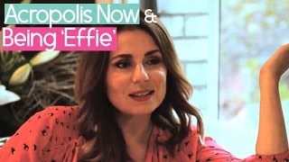 Mary Coustas: Acropolis Now & Being 'Effie'