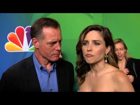 CHICAGO P.D.: Jason Beghe & Sophia Bush NBC Upfronts TV
