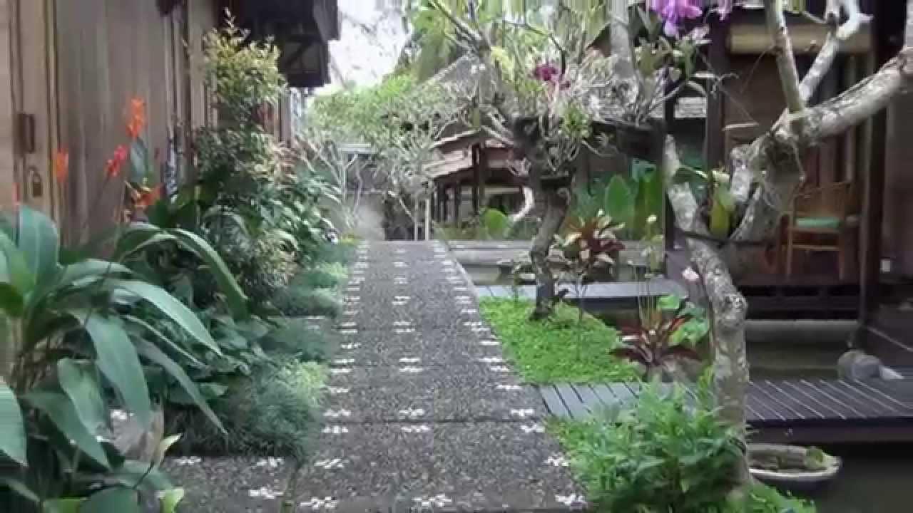 Hotels Resorts Joglo Taman Sari Youtube