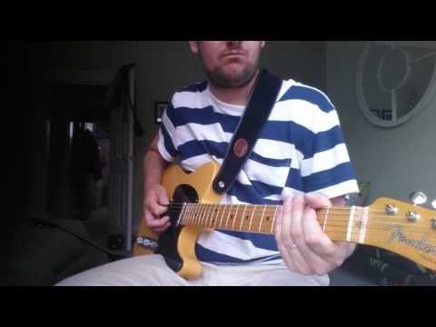 Joe Bonamassa Valley Runs Low Guitar Cover