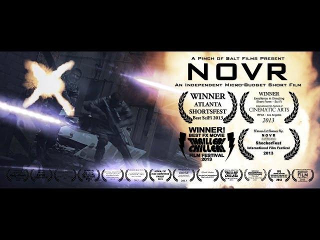 NOVR Action Science Fiction Short Film 1080p HD