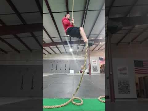 [TECHNIQUE] Rope Climb - J-Clamp