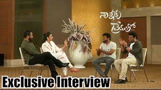Nannaku Prematho Movie Team Interview || Jr NTR, Rakul Preet, Sukumar, Devi Sri Prasad | Silly Monks