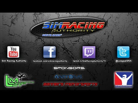 Sim Racing Authority Sprint Series @ Bristol 3-24-14