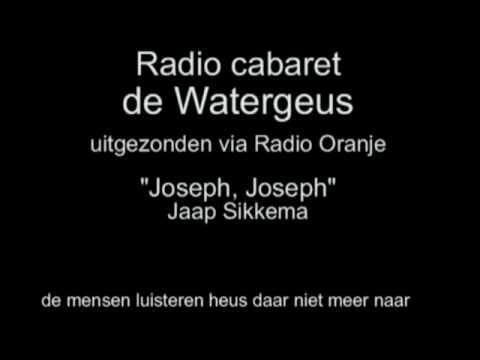 Radio Cabaret de Watergeus afl 8 - Joseph Joseph