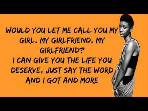The Internet Ft. Kaytranada- Girl (Lyrics)